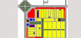 Al Rajhi residential land planning project
